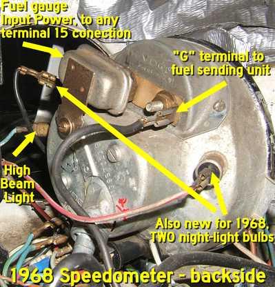 68 vw bug wiring diagram wiring schematic diagram