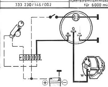VDO tachG to W terminal?resized350%2C283 vdo electronic tachometer wiring diagram efcaviation com vdo marine tachometer wiring diagram at gsmx.co