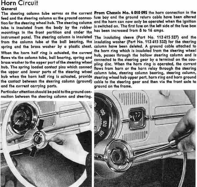 1968 Vw Bug Wiring Diagram Thesamba Com Beetle 1958 1967 View Topic 1963 Vw