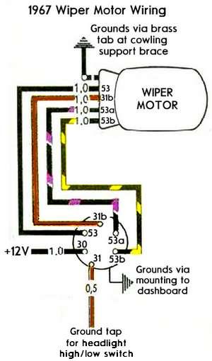1999 vw beetle wiper wiring diagram  schematic wiring
