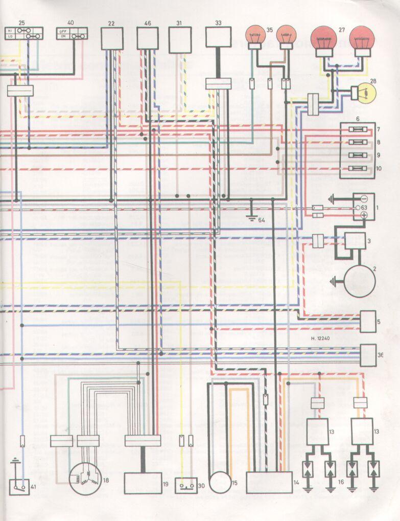 hight resolution of xj750 wiring diagram get free image about wiring diagram yamaha maxim xj750 wiring diagram 1983 yamaha xj750 wiring diagram