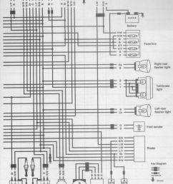 yamaha xj wiring diagram wiring diagram portal 1983 yamaha xj750 maxim 1983 yamaha xj 750 wire diagram [ 809 x 1141 Pixel ]