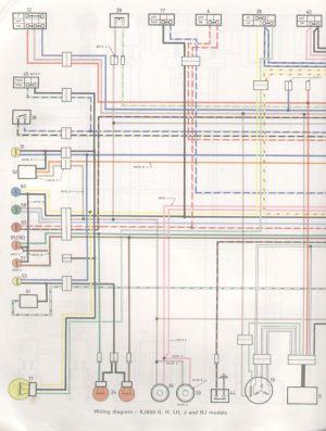 1983 Yamaha Xj 750 Wire Diagram, 1983, Free Engine Image