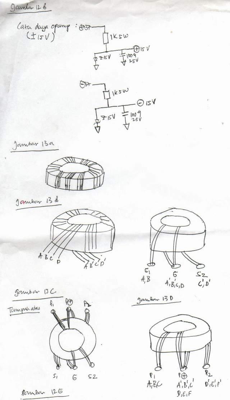 Class B Push Pull Amplifier Lab Manual
