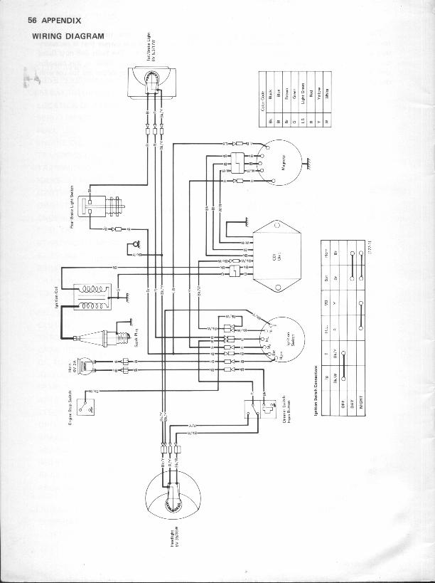 KAWASAKI KT 250 SHOP MANUAL