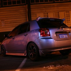 Toyota Yaris Trd Rear Sway Bar White Couple Of Updated Shots Forums Ultimate