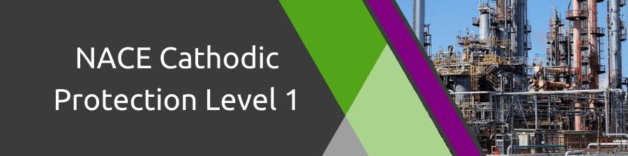 NACE Cathodic Protection Level 1