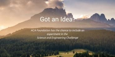 ACA Foundation Science Challenge