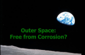 Corrosion in Space