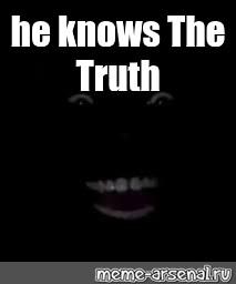 Face In The Dark Meme : Create,