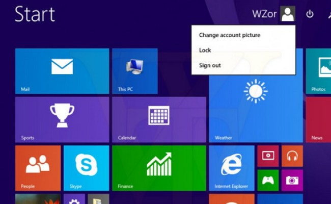 Windows 8 1 Update 1 Leak Shows Pc Friendly Mouse And