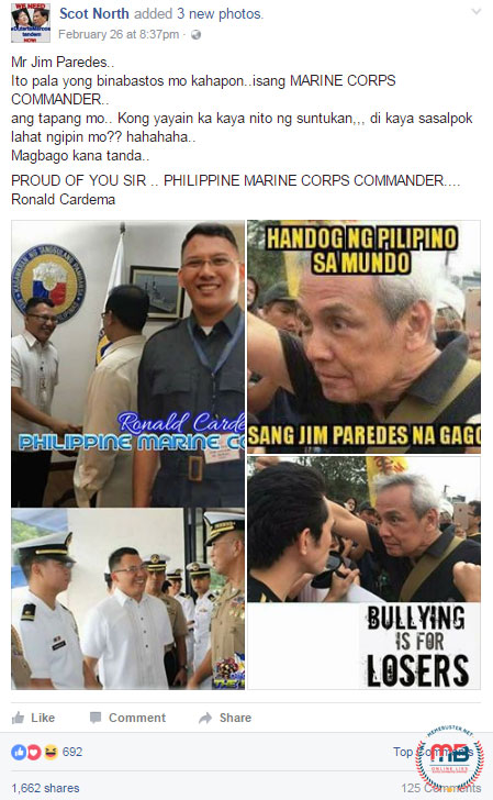 Duterte Youth leader