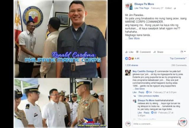 Duterte Youth leader