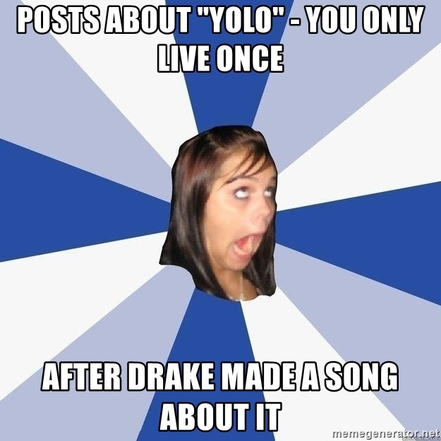 posts about yolo you
