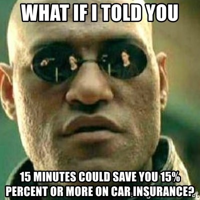 what if i told
