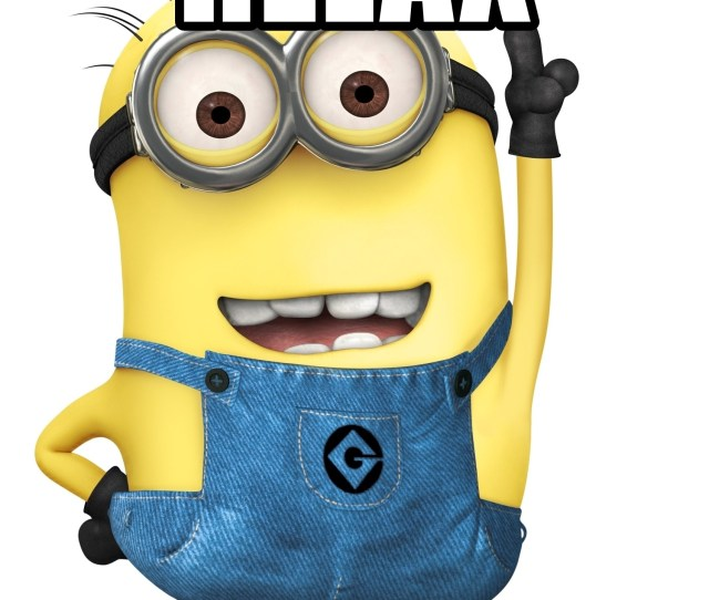 Relax And Watch Some Porn Despicable Me Minion
