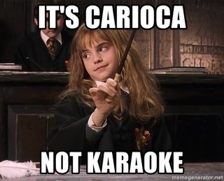 Image result for carioca vs karaoke
