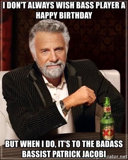 Guitar Birthday Meme | BirthdayBuzz