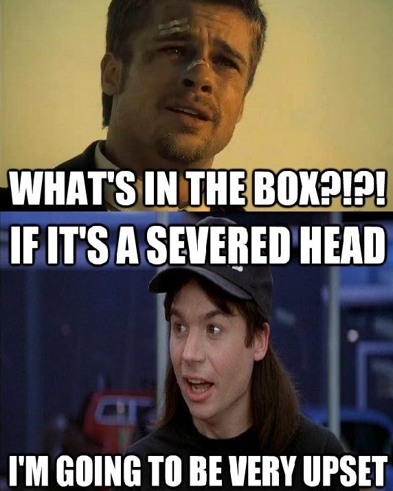 Whats In The Box Meme : whats, Every, Whats, Image