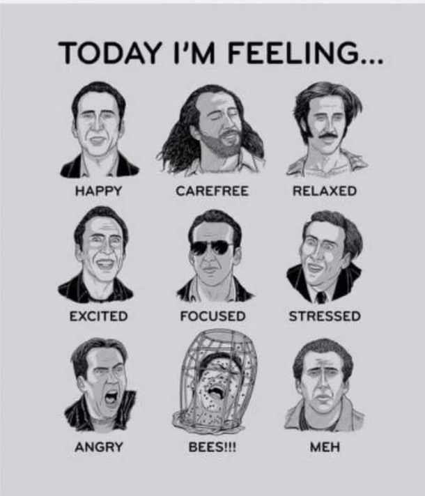 How are you feeling today - Meme Guy