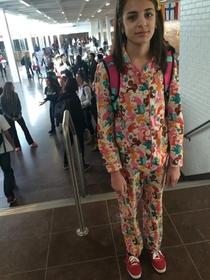 Pajama Day Meme : pajama, Pajama, Participating