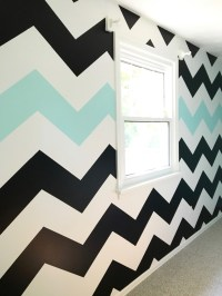 Black And White Wall Designs Enchanting Best 25 Black And ...