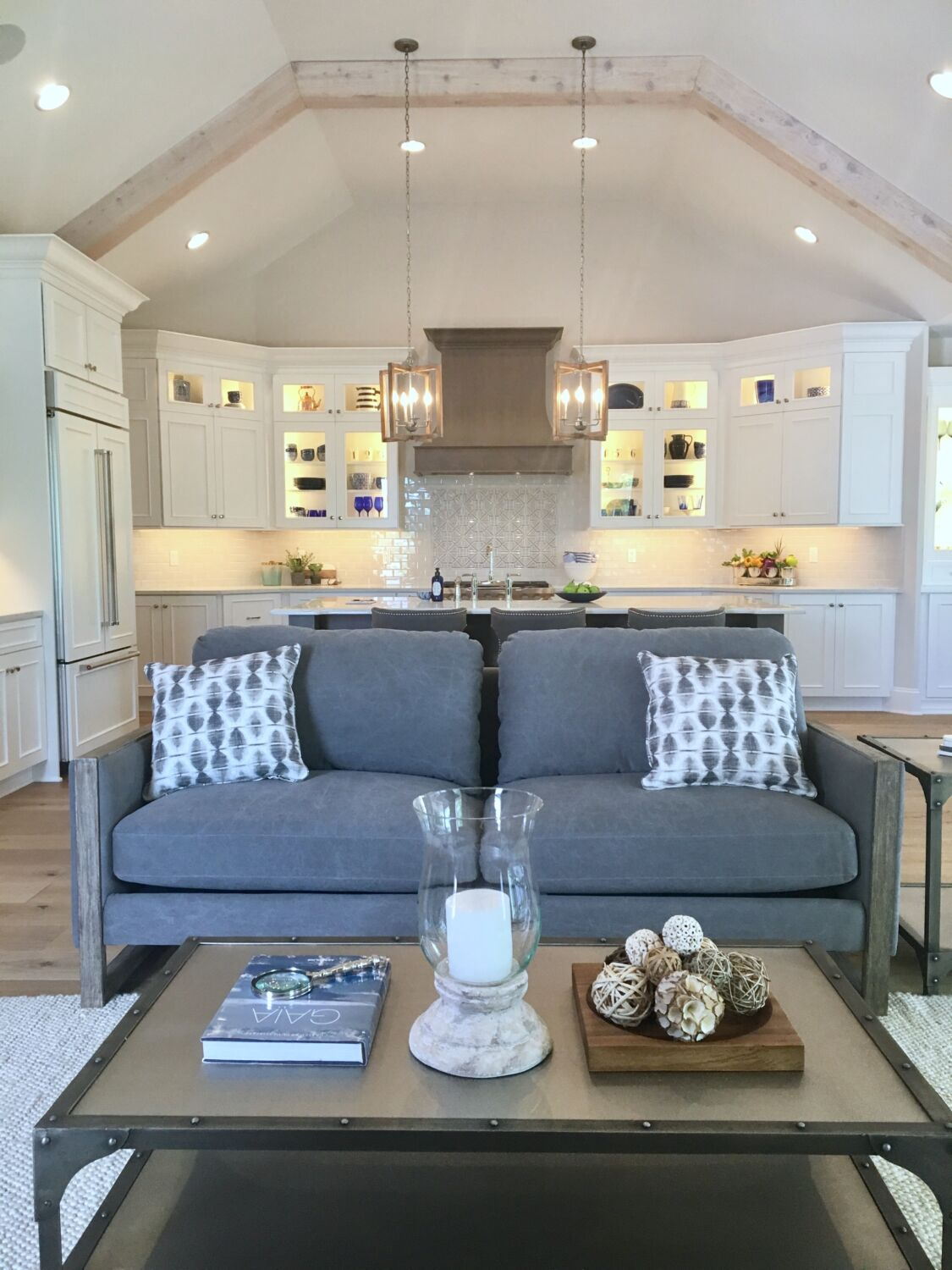 Greenpoint Trail Pittsford Ny Model Furniture Reveal With