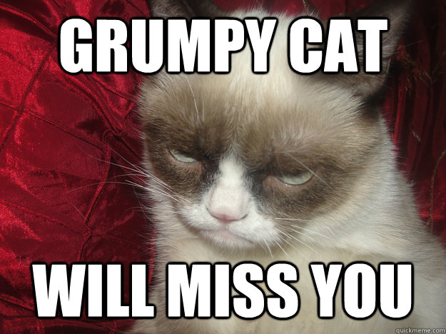 I Will Miss You Meme Funny : Miss you meme my day
