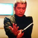 都庁爆破での吉川晃司のアクションがTwitterでかっこいいと話題に?
