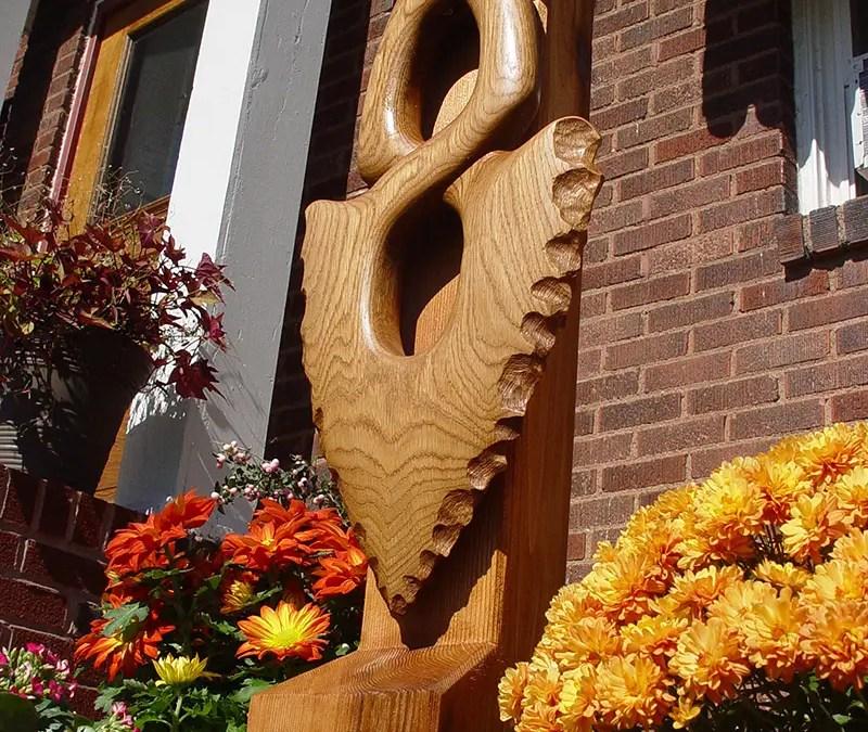 Installed Garden Memorial