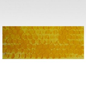 Bee Pattern Comb