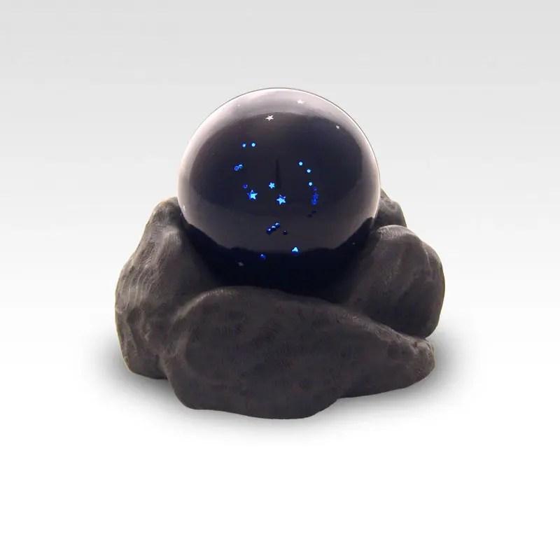 Orion Custom Infant Urn Lit Dusk