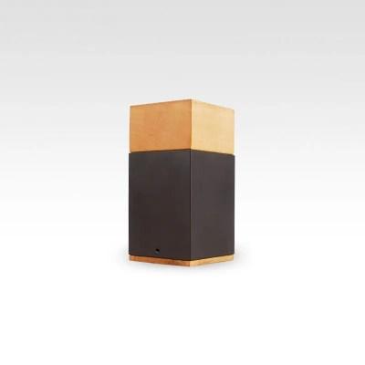 Maple cremation keepsake urn
