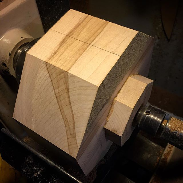 """Sometimes, Wood Says """"No"""" – Chin Up"""