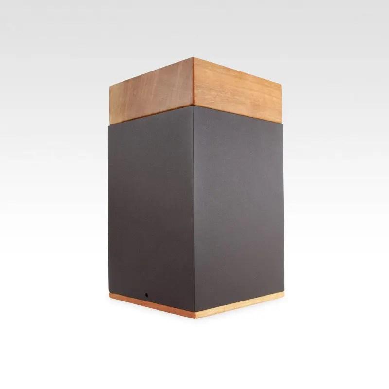 Meta Cherry Wood Cremation Urn