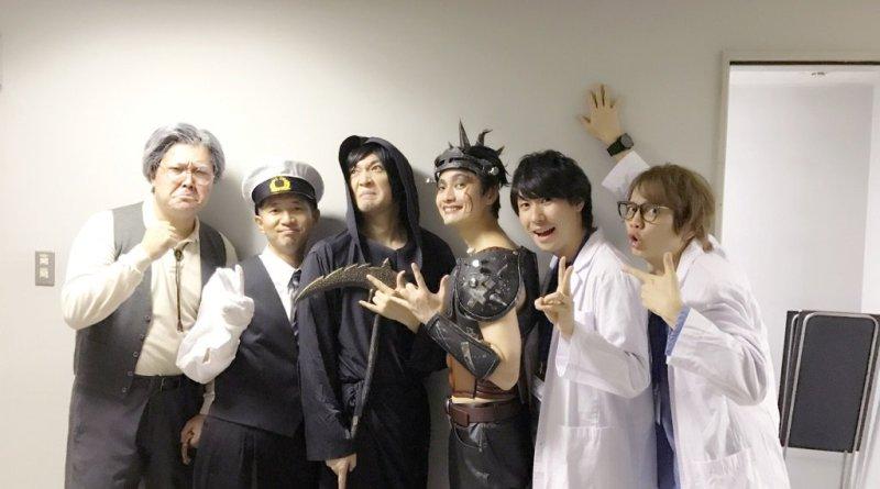 AD-LIVE 9/25晚場公演:世紀末霸者VS死神?!費時三個月的特製服裝驚艷全場