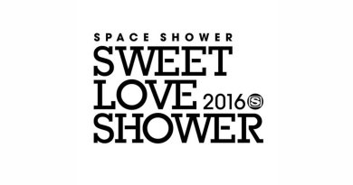 「SPACE SHOWER SWEET LOVE SHOWER」即將於11月底在台灣播出