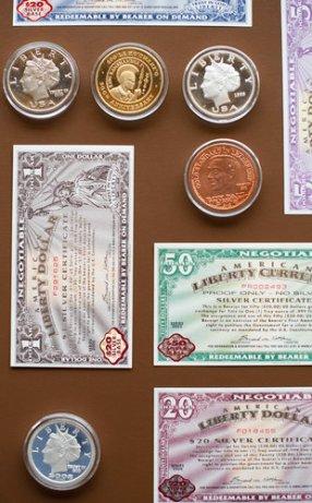 "The ""Liberty Dollar"""