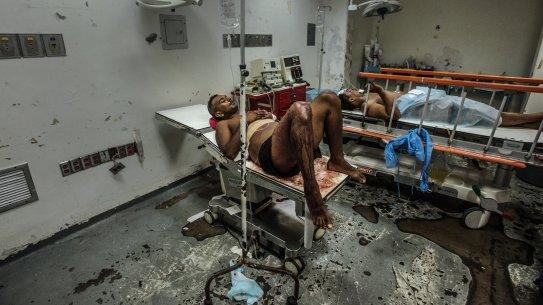 Venezuela hospital
