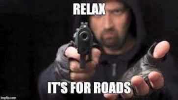 taxation is theft roads