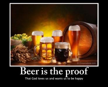 Beer meme