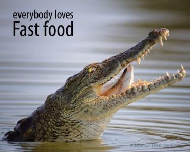 fast food meme