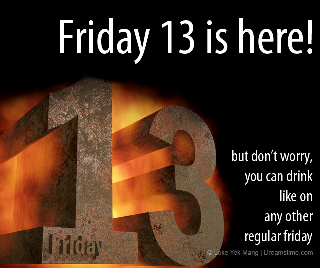Friday the 13th - Meme Quotes