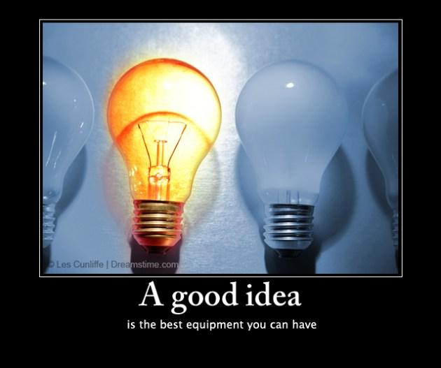 idea photography quote