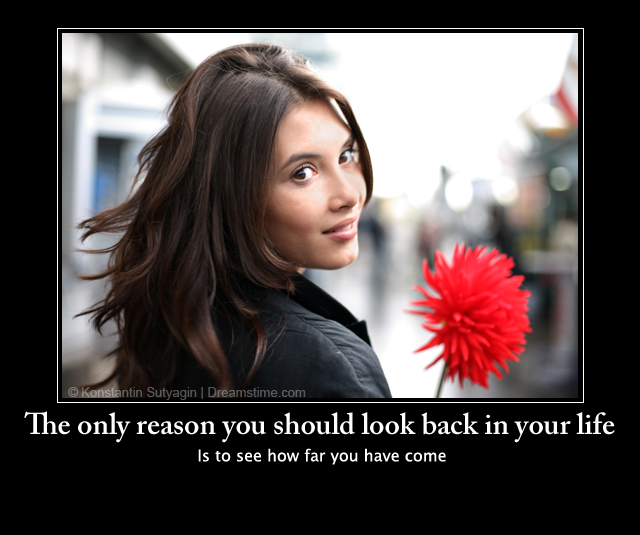 Look back - Meme Quotes