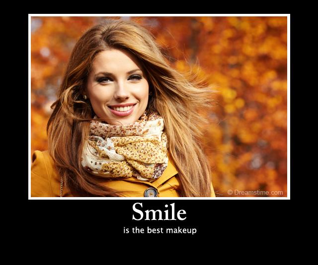 Smile - Meme Quotes