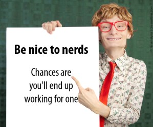 nerds meme quotes