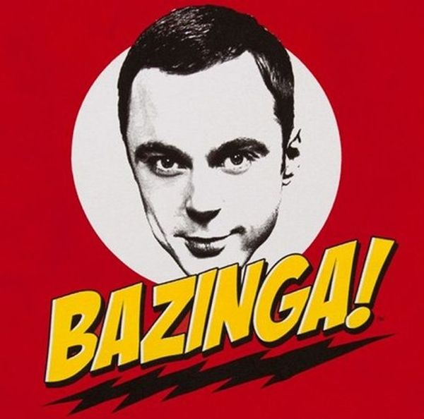 Cute Love Quotes For Him Wallpaper Big Bang Theory Meme Bazinga Pictures Funny Sheldon