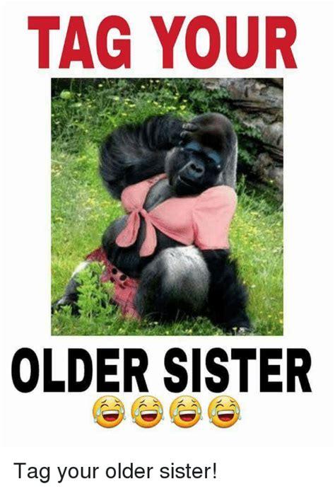 Older Sister Memes : older, sister, memes, Older, Sister, Memes