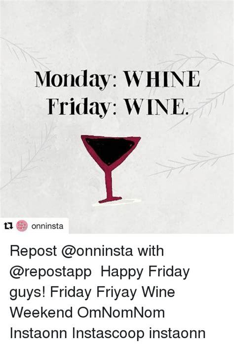 Friday Wine Meme : friday, Friday, Memes